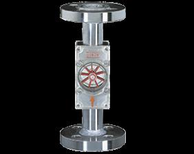 daf-2-durchfluss.png: Rotating Vane Flow Indicator DAF-2