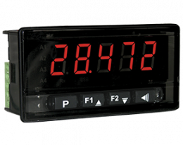 dag-t4-zubehoer.png: Digitaal display voor paneelmontage DAG-T4