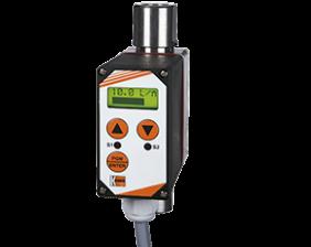 df-k-durchfluss.png: Vane Flowmeter - Digital Display DF-K