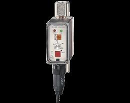 df-wm-durchfluss.png: Medidor/Monitor/Contador de caudal tipo Rotativo DF-WM