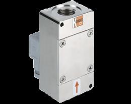 dft-11-durchfluss.png: Medidor/Monitor/Contador de caudal tipo Rotativo DFT-11