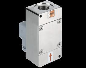 dft-11-durchfluss.png: Rotating Vane Flowmeter - Pulse Output DFT-11