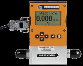 dms-durchfluss.png: Digitaler Massendurchflussmesser und -regler DMS
