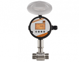 dot-durchfluss.png: Turbinakerekes áramlásmérő - összegző elektronikával DOT