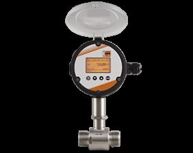 dot-durchfluss.png: Turbine Wheel Flowmeter / monitor DOT