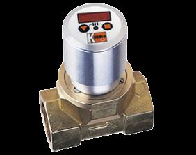 dpe-c3-durchfluss.png: Turbine Wheel Flowmeter - Compact Electronic DRB-..C3