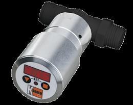 dpl-c3-durchfluss.png: Lopatkový průtokoměr pro malá množství - kompaktní elektronika DPL-..C3