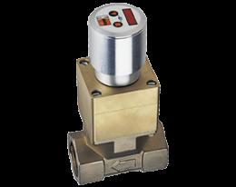 dpt-c3-durchfluss.png: Torziólapátos áramlásmérő/-kapcsoló DPT-..C3