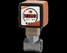 dpt-k-durchfluss.png: Torziólapátos áramlásmérő/-kapcsoló  DPT-..K