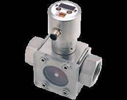 drh-c3-durchfluss.png: Lopatkový průtokoměr - kompaktní elektronika DRH-..C3