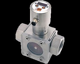 drh-c3-durchfluss.png: Rotating Vane Flowmeter - Compact Electronic DRH-..C3