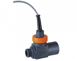 drs-f5-durchfluss.png: 涡轮流量计 /带电子表头 - 脉冲 输出 DRS-..F5