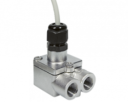 dtk-durchfluss.png: Medidor de caudal Rotativo de bajo Caudal  DTK