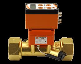 duk-g3-durchfluss.png: Ultraschall Durchflussmesser - Zähler / Dosierer DUK-..E/-G