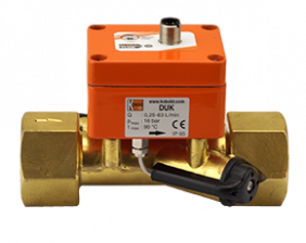 duk-s3-durchfluss.png: Ultrasonic Flowmeter - Switch DUK-..S3