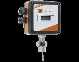 dwd-durchfluss.png: Torlólapátos áramlásmérő/-kapcsoló DWD