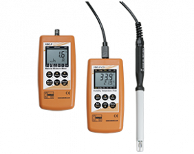 hnd-f-analyse.png: Flow, Humidity and Temperature Hand-Held Measuring Unit HND-F115