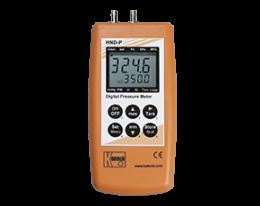hnd-p-121-druck.png: Misuratore di pressione portatile HND-P121,-123,-126