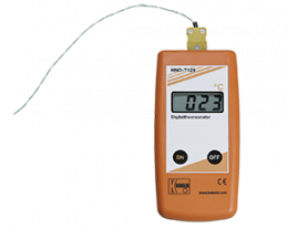 hnd-t120-temperatur.png: Thermomètre digital portable HND-T120