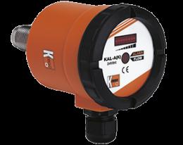 kal-ak-durchfluss.png: Kalorimetrikus áramlásmérő/-kapcsoló KAL-A(K)