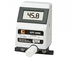 kff-kfg-3-durchfluss.png: Elektronický prietokomer min mnozstva KFF-3, KFG-3