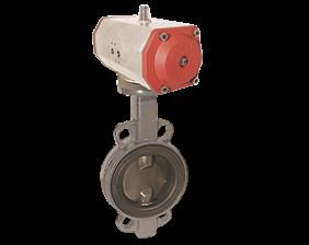 klp-zubehoer.png: Shut-Off Valves with pneum. actuator KLP