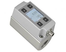 kme-durchfluss.png: Moduláris, compakt soros áramlásmérő - KME