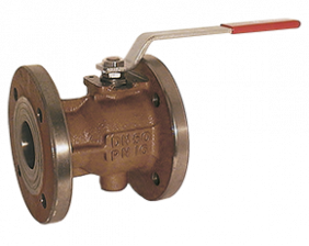 kug-vo-zubehoer.png: Ball Valves with Flange Connection KUG-VO