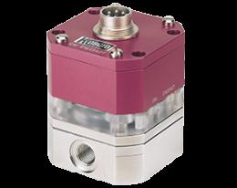 lfm-durchfluss.png: Dupla gyűrűdugattyús áramlásmérő - kis áramlásokhoz LFM