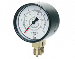 man-df-druck.png: Differential Pressure Gauge MAN-DF, -DG