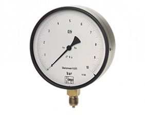 man-f-druck.png: Bourdon Tube Test Pressure Gauges MAN-F