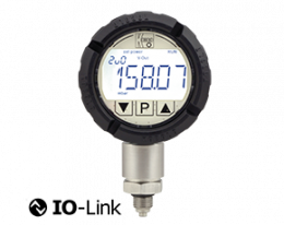 man-lc-druck.png: Digital Pressure Gauge - with IO-Link MAN-LC