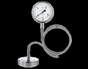 man-rf-drm-603-druck.png: Manometer mit Membrandruckmittler DIN 11851 MAN-RF...DRM-603