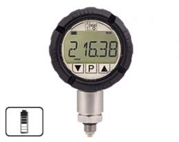 man-sc-druck.png: Digital Pressure Gauge - Battery Powered MAN-SC