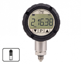 man-sc-druck.png: Digital Pressure Gauge - Battery Powered - MAN-SC