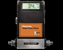 mas-durchfluss.png: Flussimetro massico e /-controllore per Gas  MAS