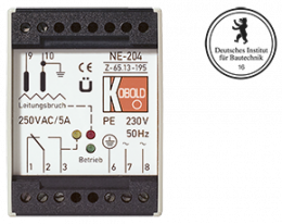 ne-204-fuellstand.png: Elektróda relé § 19 WHG NE-204