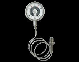 p1-man-rfm-drm601_5.png: Membrános nyomásmérő távkapcsolóval MAN-RF..M...DRM-601