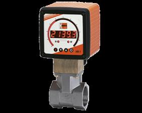 rcd-k-durchfluss.png: Venturi Nozzle-Differential Pressure RCD-..K