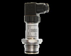 sen-3251-3252-druck.png: Pressure Sensor absolute pressure, front flush SEN-3255/-3256