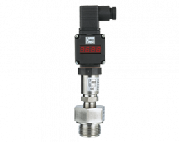 sen-drm-600-druck.png: Pressure Sensor with Diaphragm Seal and AUF SEN..DRM-600