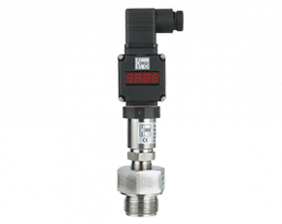 sen-drm-600-druck.png: Tlakový senzor s membránové těsnění  SEN..DRM-600