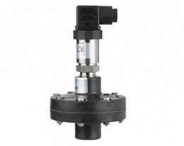 sen-drm-631-druck.png: PVC Membran Diyafram Contalı Basınç Sensörü ..DRM-631
