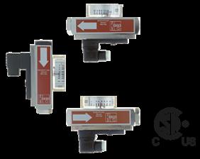 smo-smw-durchfluss.png: Medidor e Monitor de Vazão tipo Área Variável SMO