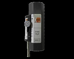 swk-13-durchfluss.png: Lebegőtestes áramláskapcsoló - kis áramlásokhoz SWK-13