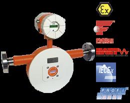 tm-umc-3-durchfluss.png: Masse-Durchflussmesser/Wächter Coriolis TM/UMC-3