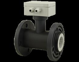 tur-2-m-durchfluss.png: Turbinerad doorstroommeter TUR-2..M