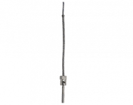 twe-5-temperatur.png: Resistance Thermometers with Bayonet Lock TWE-5