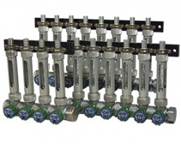 usr-durchfluss.png: Manifold Valves for Multiple Installation for Liquids USR