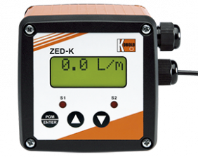 zed-k-zubehoer.png: Electronic for Measuring and Monitoring ZED-K